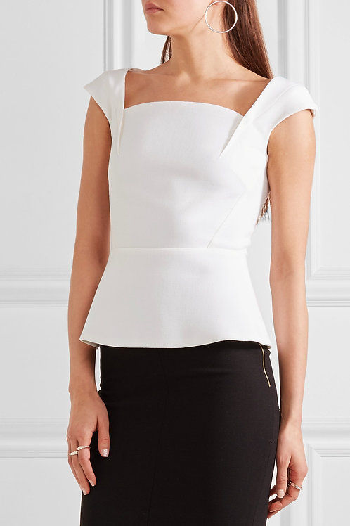Beachwood Crepe Top