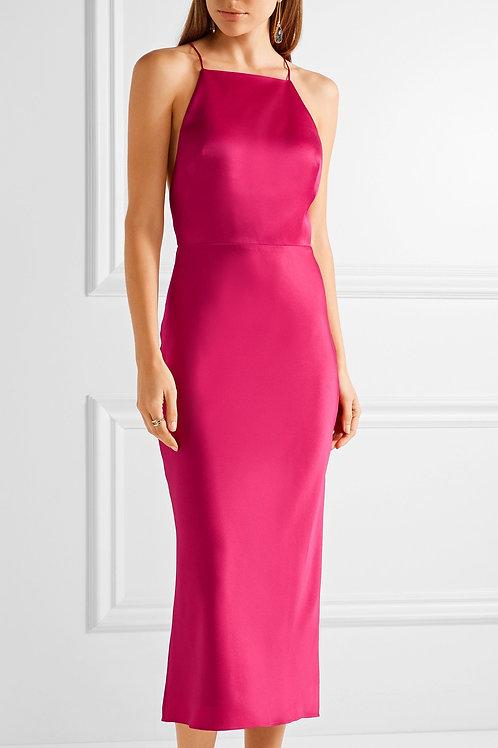 Silk Chic Dress