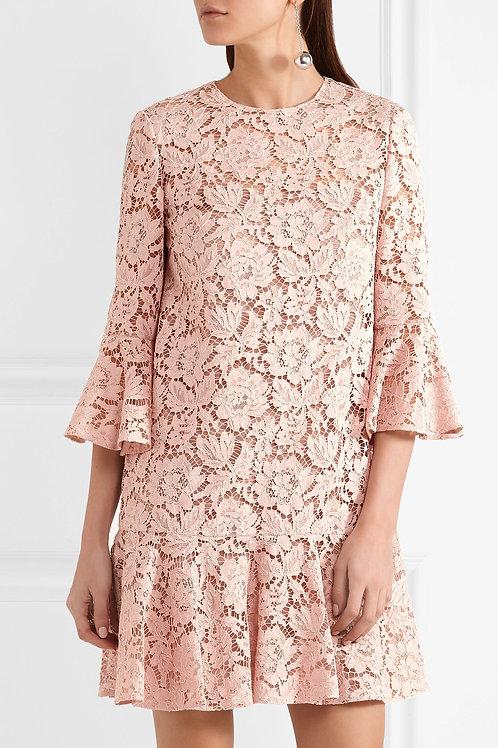 Lace Fun and Flirty Dress
