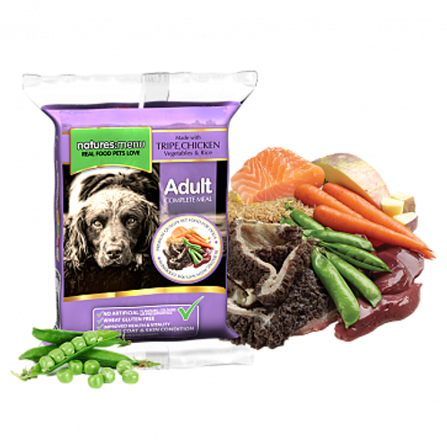 Natures Menu Chicken & Tripe Complete 300g