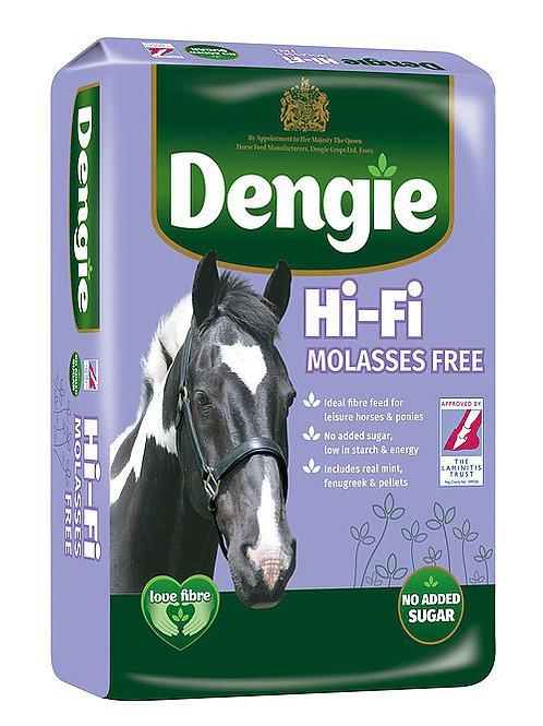 Dengie Hi Fi Molasses Free 20kg
