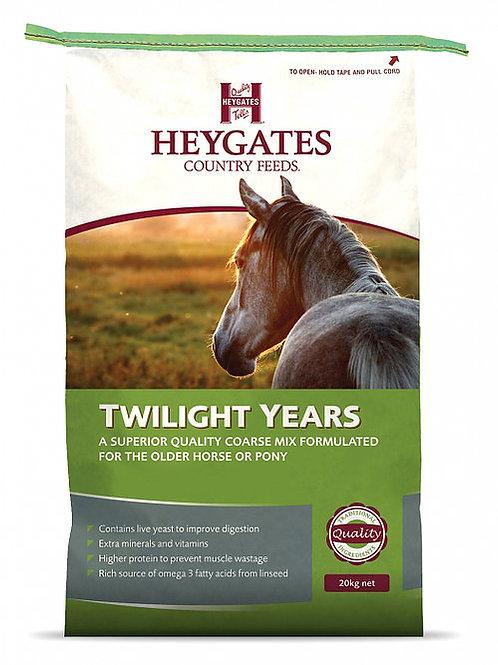 Heygates Twilight years