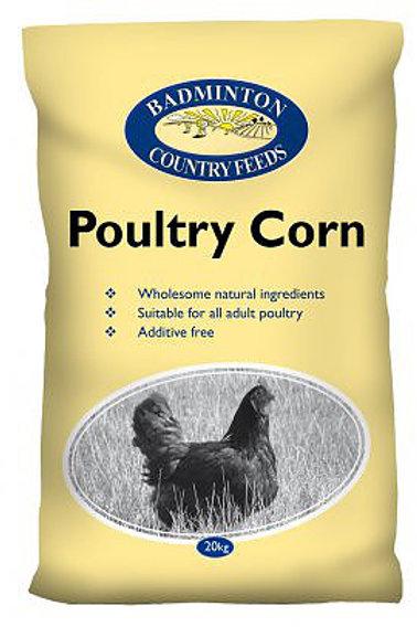 Badminton Poultry Corn 20kg