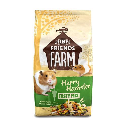 Supreme Tiny Friends Farm Harry Hamster Tasty Mix 700g