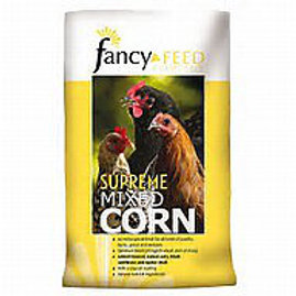 Fancy Feed Supreme Mixed Corn 20kg