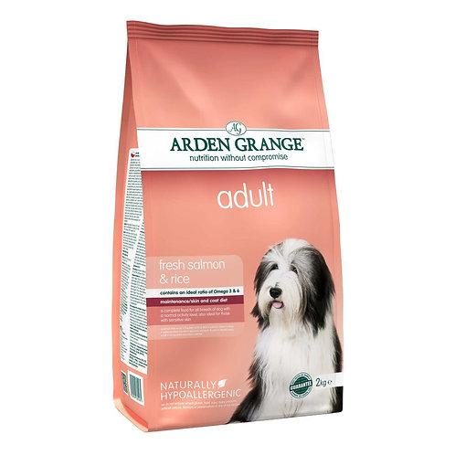 Arden Grange Adult Salmon & Rice Dry Dog Food