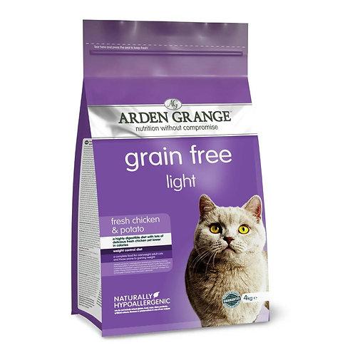 Arden Grange Adult Light Dry Cat Food