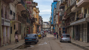 古巴行 - 哈瓦那第一印象
