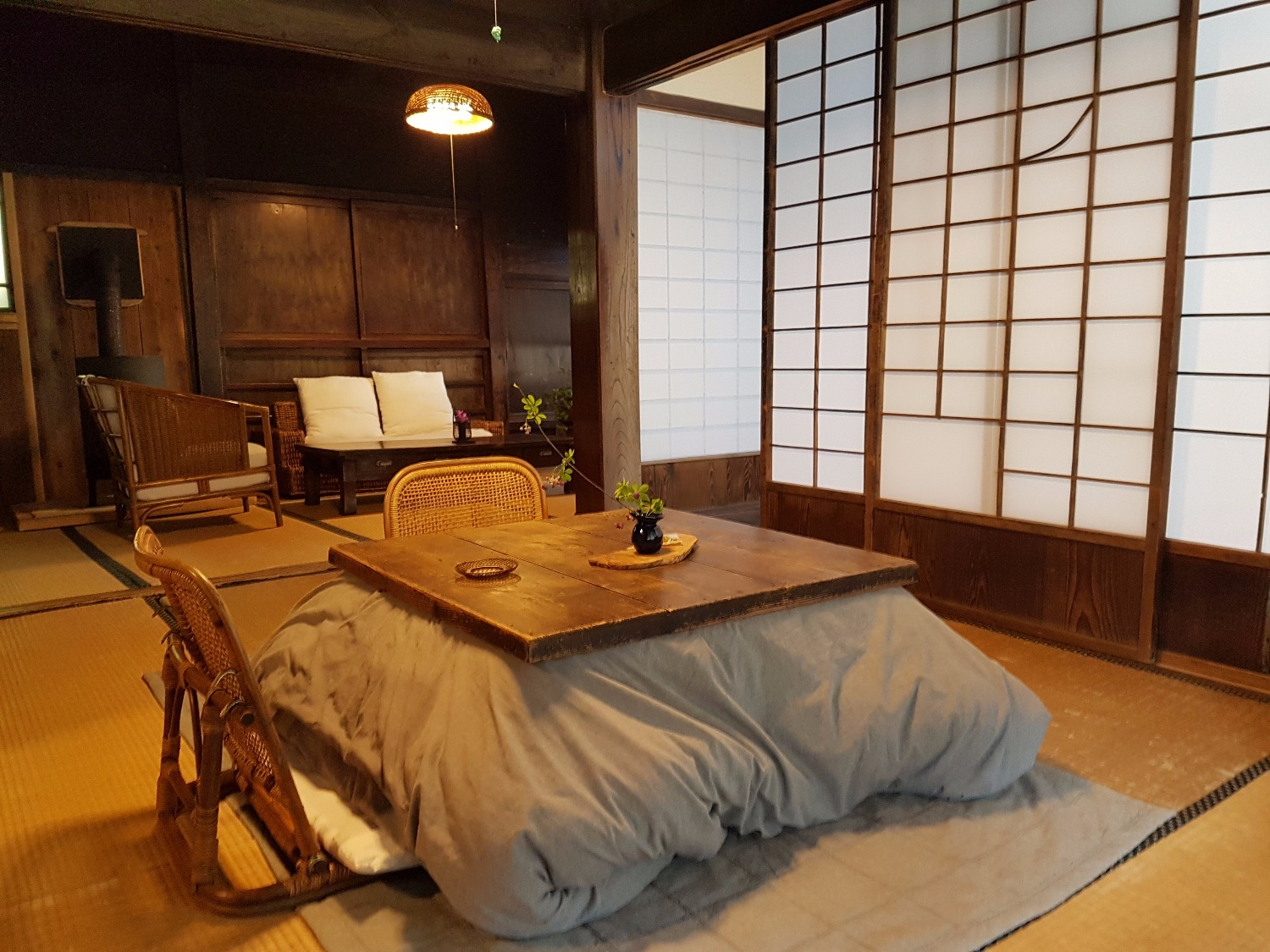 Traditional Japanese Vacation Rental