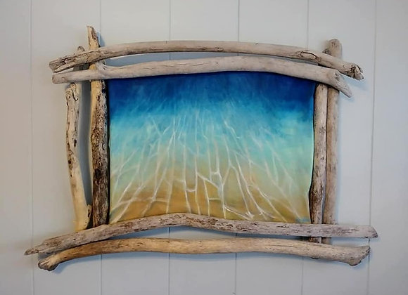 """SHALLOW WATERS 35""""x23"""""""