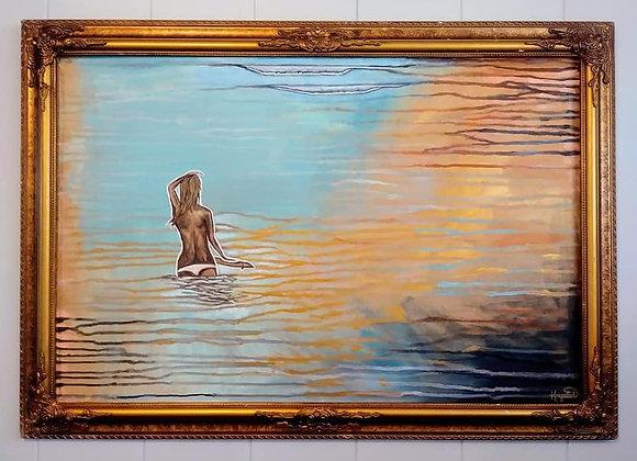 "SURF CHECK 41""x28"""