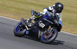 Bradley Perie British Supersport Rider