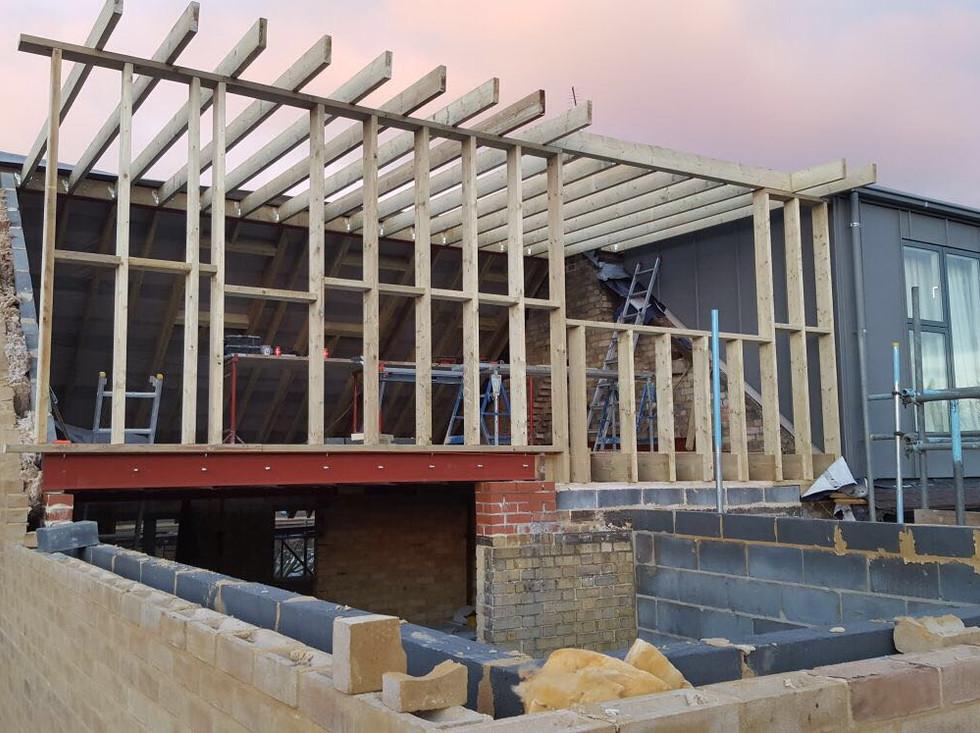Timber framework