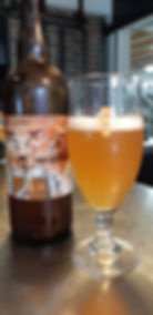 bière La 5 tournées première dégustation