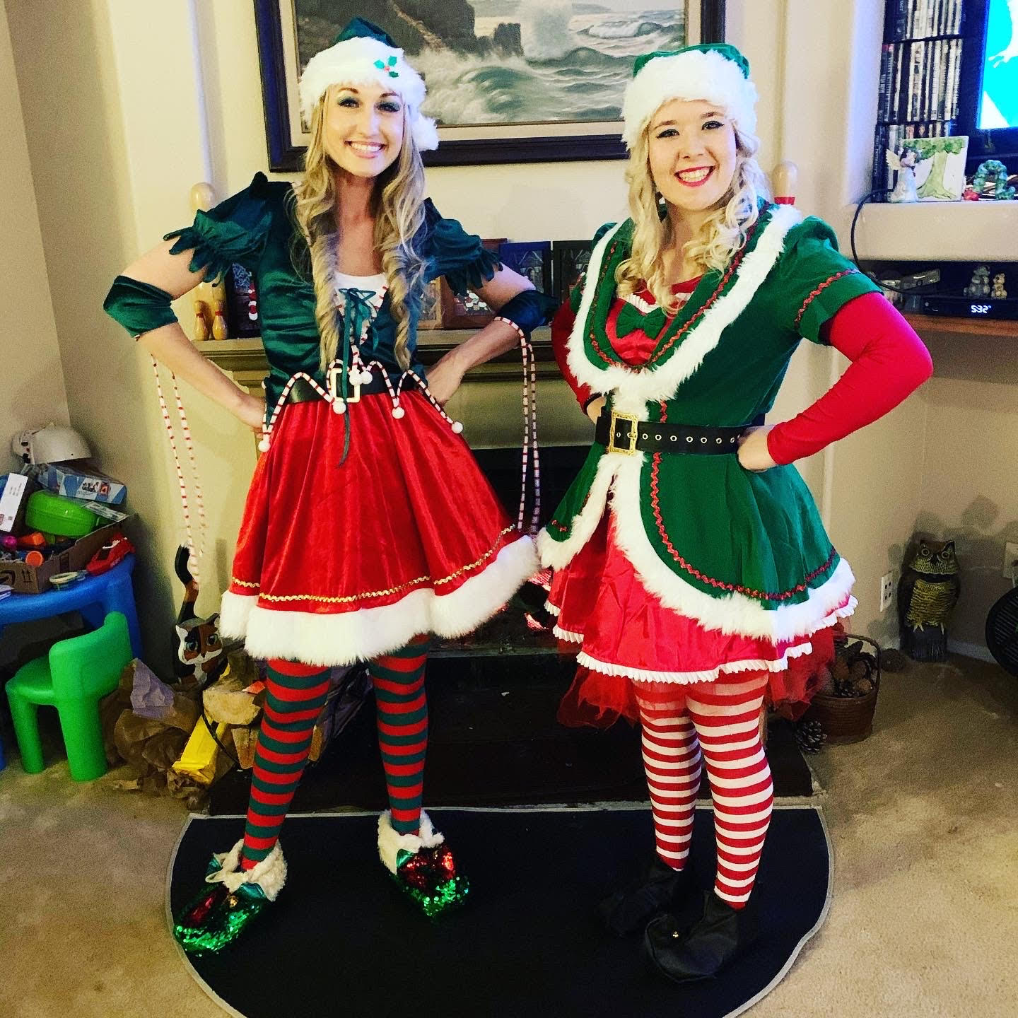 elf girls