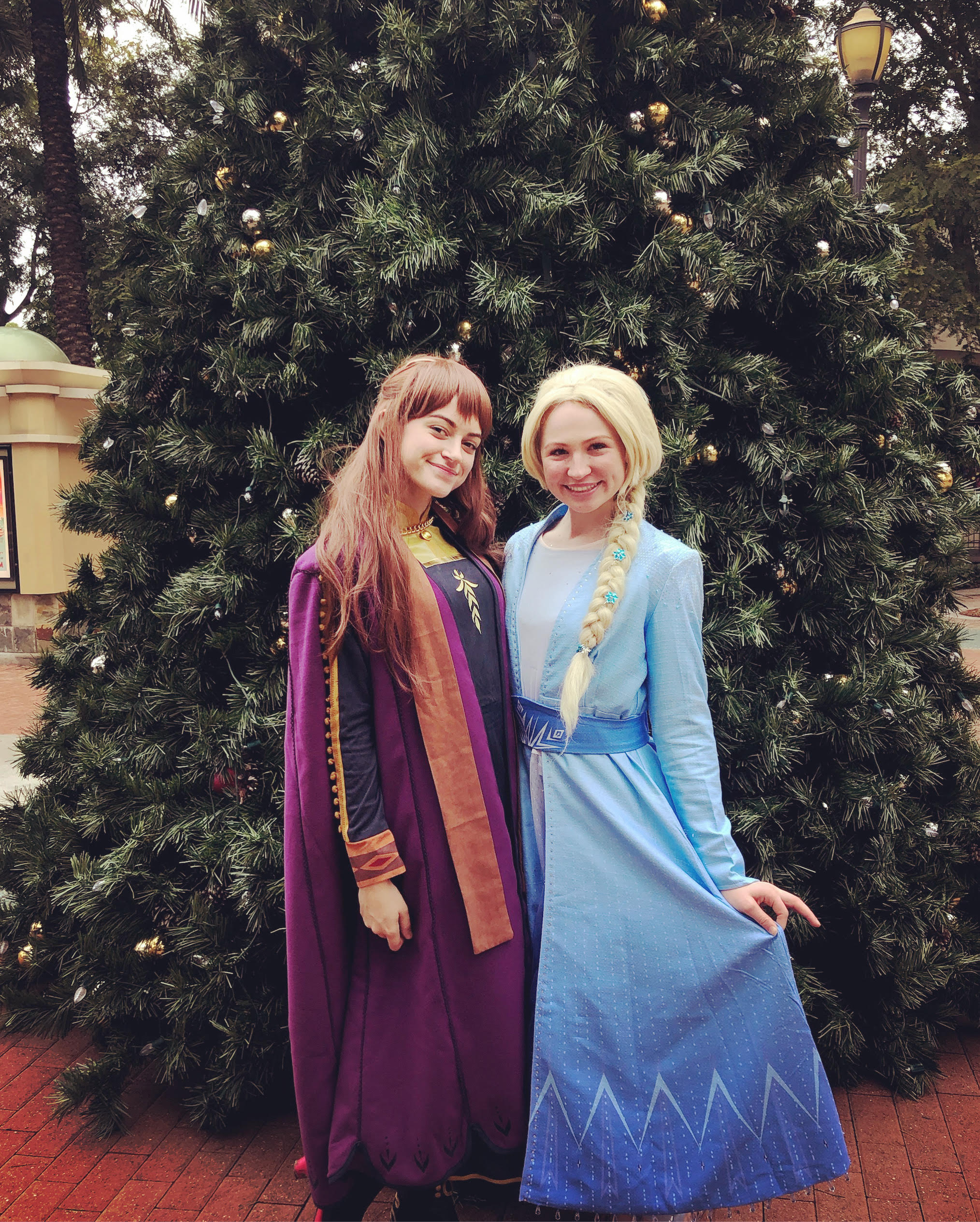new elsa and anna