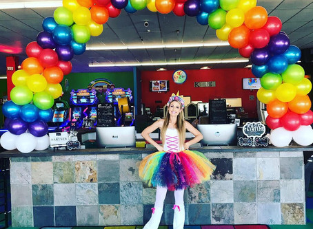 Create a memorable event by adding one of our custom  balloon arches to your next celebration!