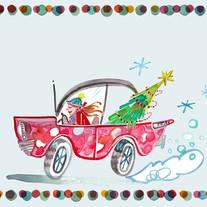 Racecar Stole It Christmas Tree sq.jpg