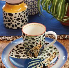 Drift Cheetah Tabletop for Mikasa