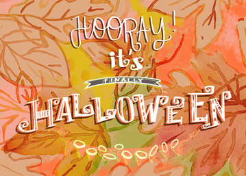 Hooray it's finally halloween.jpg