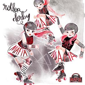 Roller Derby Girl Montage.jpg