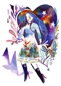 Wild Forest Girl Made for Adventure.jpg