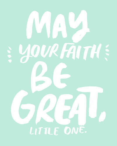 May Your Faith Be Great Brushletter mint.jpg