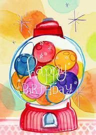 Happy Birthday gumball greeting 5x7.jpg