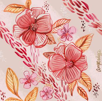 Red flowers 6x6 Series.jpg