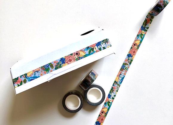 Bloom Floral Washi Tape