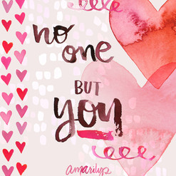 No One But You Valentine sq.jpg