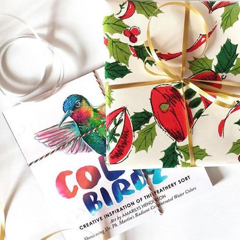 Color Birdz Book, Second Edition
