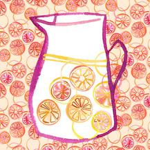 Citrus Pattern on pitcher pink.jpg