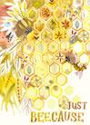 Yellow Honey Comb Floral.jpg