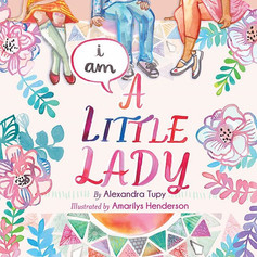 I Am a Little Lady Childrens Book