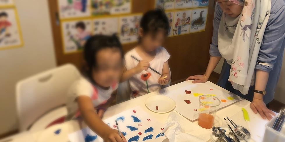 英語でアートクラス 無料体験会