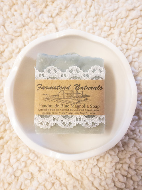 Farmstead Naturals soap bars 3.5 oz
