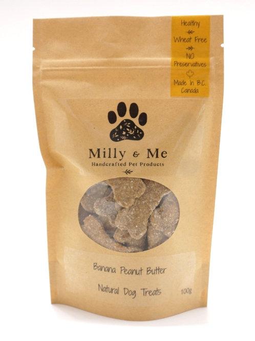 Natural Wheat Free Dog Treats 100 g (3.5 oz)