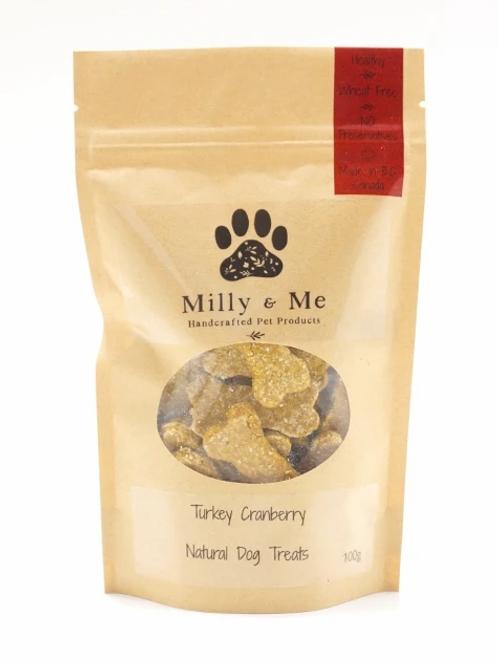 Natural Wheat Free Dog Treats 3.5 oz