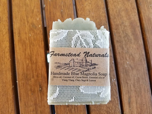 Farmstead Naturals body soap bars (multiple scent options) 3.5 oz