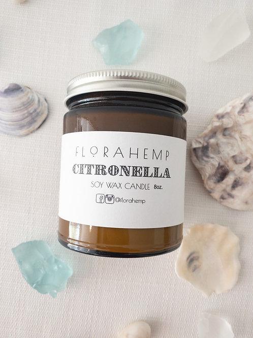 Citronella Candle 8 oz