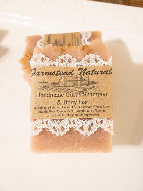 Shampoo Bar (and body bar) 3.5 oz