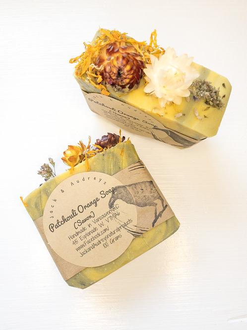 Jack & Audrey soap bars 6.5 oz