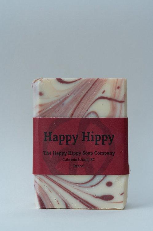 Happy Hippy soap bars 6.5 oz