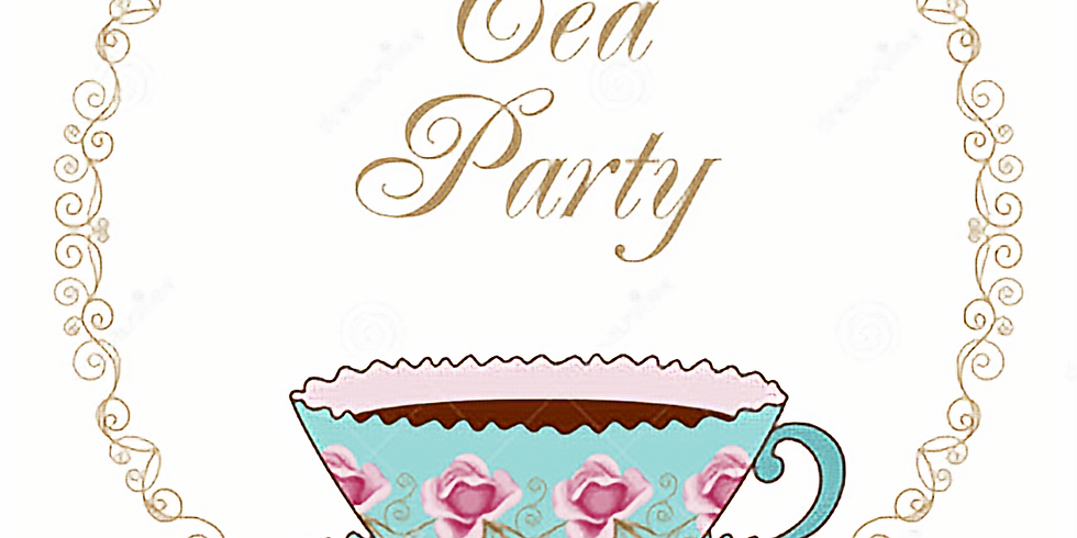Travel Back in Time to Barbara's 96th Birthday Tea Party, Dec. 3rd, 1862.