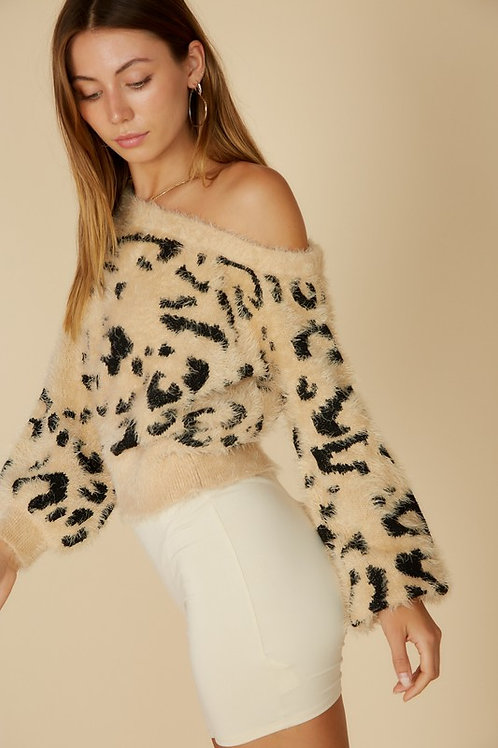 Hold Me Close Leopard - Natural