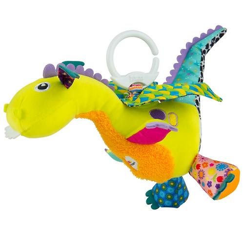 LAMAZE Flip Flap Dragon Clip & Go