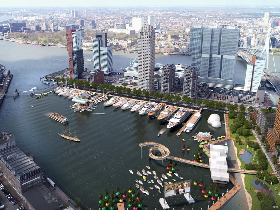 Rijnhaven Marina initiatief 1