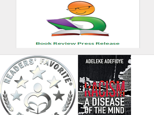 Book Review Press Release