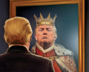 The Rise and Fall of King Trump
